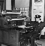 Waterbury Police Patrolman, March 1938.