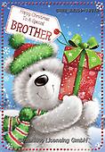 John, CHRISTMAS ANIMALS, WEIHNACHTEN TIERE, NAVIDAD ANIMALES, paintings+++++,GBHSSXC50-1801B,#xa#