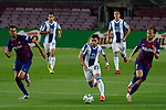 8th July 2020; Camp Nou, Barcelona, Catalonia, Spain; La Liga Football, Barcelona versus Espanyol; picture show Embarba