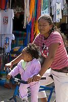 Guatemala,  in Livingston am  Golf von Honduras