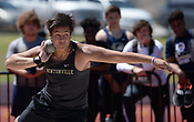 6A-West Conference Track Meet