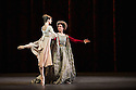 Canada's premier dance company The National Ballet of Canada returns to London after 26 years with its new production of Romeo and Juliet, which was created in 2011 to mark the company's 60th anniversary. Picture shows: Heather Ogden (Juliet) and Alejandra Perez-Gomez (Lady Capulet).