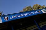 Lancaster City v FC Halifax Town 15/10/2011