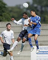 Aveley vs Wingate & Finchley 25-08-07