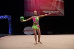 Eirlys Jones<br /> British Gymnastics Championships 2017<br /> Liverpool Echo Arena<br /> 30.07.17<br /> ©Steve Pope - Sportingwales