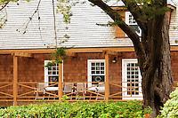 Information & Gift Center, Shore Acres State Park, Oregon, USA, North America