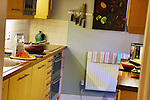 Property of the Week: 11 High Street, Linlithgow.<br /> <br /> Pictured: Kitchen with food on counter<br /> <br /> Image by: Malcolm McCurrach