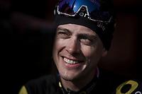 Niki Terpstra (NED/Direct Energie) pre race <br /> <br /> 103rd Ronde van Vlaanderen 2019<br /> One day race from Antwerp to Oudenaarde (BEL/270km)<br /> <br /> ©kramon