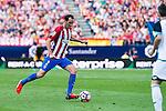 Atletico de Madrid's player Diego Godín during a match of La Liga Santander at Vicente Calderon Stadium in Madrid. September 25, Spain. 2016. (ALTERPHOTOS/BorjaB.Hojas)
