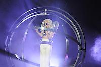 Jan 2010 file photo - Lady gaga in concert