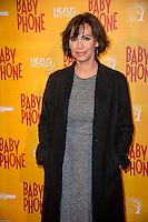 Mathilda May ‡ l'avant premiËre du film BABY PHONE ‡ l'UGC Normandie ‡ Paris le 20 fÈvrier 2017 # PREMIERE DU FILM 'BABY PHONE' A PARIS