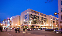 Verizon Center Downtown Washington DC