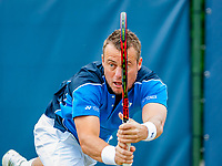 Den Bosch, Netherlands, 13 June, 2018, Tennis, Libema Open, Lleyton Hewitt (AUS)<br /> Photo: Henk Koster/tennisimages.com