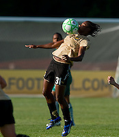 FC Gold Pride midfielder Formiga (31) during a WPS match at Anheuser-Busch Soccer Park, in St. Louis, MO, July 26, 2009.  The match ended in a 1-1 tie.