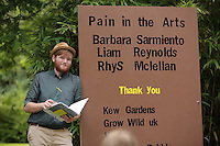 Pictured: Actor Rhys McLellan Saturday 13 August 2016<br />
