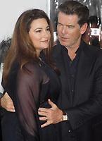 Pierce Brosnan & wife Keely 2010<br /> Photo By John Barrett/PHOTOlink