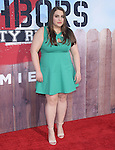 Beanie Feldstein attends The Universal Pictures Neighbors 2 : Sorority Rising American Premiere held at The Regency Village Theatre  in Westwood, California on May 16,2016                                                                               © 2016 Hollywood Press Agency