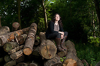 Helen Macdonald - Author of H is for Hawk. For the Guardian. https://www.theguardian.com/books/2014/aug/01/helen-macdonald-interview-hawk-grief