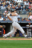 New York Yankees first baseman Mark Teixeira #25 during a game against the Baltimore Orioles at Yankee Stadium on September 5, 2011 in Bronx, NY.  Yankees defeated Orioles 11-10.  Tomasso DeRosa/Four Seam Images