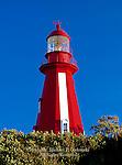 La Marte Lighthouse, La Marte, Gaspe, Quebec