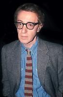 Woody Allen 1989<br /> Photo By John Barrett/PHOTOlink /MediaPunch