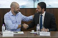 26.04.2018 - Bruno Covas e Alexandre Baldy assinan contratação de Empreendimentos Habitacionais