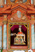 Kirche Mariä Himmelfahrt (kościół Wniebowzięcia NMP) in Haczów , Woiwodschaft Kleinpolen (Województwo małopolskie), Polen, Europa, UNESCO-Weltkulturerbe<br /> Wooden church Assumption of Mary in Haczow, Poland, Europe, UNESCO heritage site