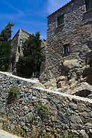 Sant'Antonino in der Balagne, Korsika, Frankreich