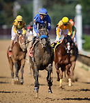 June 26, 2021: Maxfield, #8, ridden by jockey Jose L. Ortiz, wins the Stephen Foster Stakes (Grade 2) at Churchill Downs on June 26, 2021 in Louisville, Kentucky. Matt Wooley/Equisport Photos for Eclipse Sportswire (For Editorial Use Only)