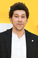 """LONDON, UK. June 18, 2019: Joel Fry arriving for the UK premiere of """"Yesterday"""" at the Odeon Luxe, Leicester Square, London.<br /> Picture: Steve Vas/Featureflash"""