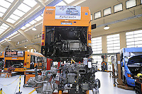 - Milan, ATM (Azienda Trasporti Milanesi), depot and workshop Molise for electric trolley buses<br /> <br /> - Milano, ATM (Azienda Trasporti Milanesi), deposito e officina dei filobus elettrici Molise