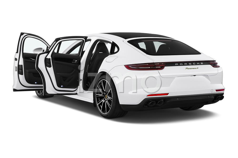 Car images of 2019 Porsche Panamera 4-E-Hybrid 5 Door Hatchback Doors