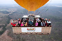 201709 September Hot Air Balloon Cairns