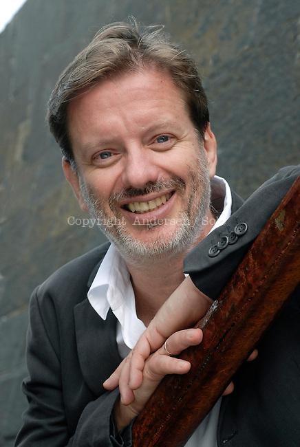 Alexis Jenni, French writer. Saint Malo, May 26, 2012.