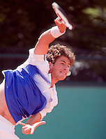 28-5-08, France,Paris, Tennis, Roland Garros,  Robin Haase