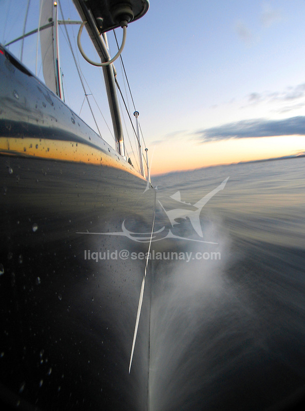Delivery onboard the super yacht the Swan 82 Ipixuna.