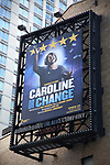 """Caroline or Change"" - Theatre Marquee"