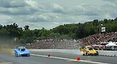 NHRA Mello Yello Drag Racing Series<br /> NHRA New England Nationals<br /> New England Dragway, Epping, NH USA<br /> Sunday 4 June 2017 J.R. Todd, DHL, Funny Car,<br /> <br /> World Copyright: Will Lester Photography
