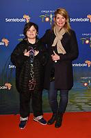 Julia Davis<br /> arriving for the Cirque du Soleil Premiere of TOTEM at the Royal Albert Hall, London<br /> <br /> ©Ash Knotek  D3471  16/01/2019