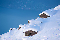 Gridone, Ticino, Switzerlnd, November 2014.