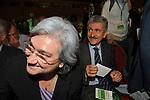 ROSI BINDI CON MASSIMO D'ALEMA<br /> ASSEMBLEA PARTITO DEMOCRATICO - HOTEL MARRIOTT ROMA 2009