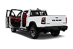 Car images of 2020 Ram RAM-1500 Rebel 4 Door Pick-up Doors