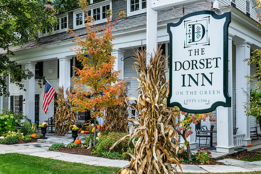 The charming Dorset Inn.