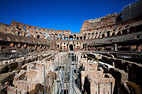 Roma June 1st 2020. Italy Coronavirus phase 2. Reopening of the Colosseum.<br /> Photo Samantha Zucchi Insidefoto