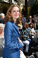 Nathalie KOSCIUSKO-MORIZET - Inauguration Place Georges Moustaki - 23/5/2017 - Paris - France