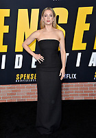 "LOS ANGELES, CA: 27, 2020: Iliza Shlesinger at the world premiere of ""Spenser Confidential"" at the Regency Village Theatre.<br /> Picture: Paul Smith/Featureflash"