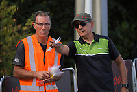 The opening ceremony of the 2021 NZ Cycle Classic UCI Oceania Tour at Mitre 10 Mega in Masterton, New Zealand on Wednesday, 13 January 2021. Photo: Dave Lintott / lintottphoto.co.nz