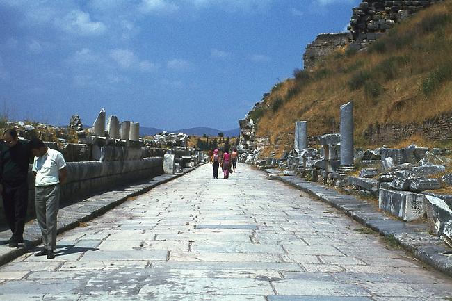 Ephesus; Upper Agora