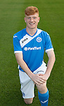 St Johnstone Academy Under 17's…2016-17<br />Euan O'Reilly<br />Picture by Graeme Hart.<br />Copyright Perthshire Picture Agency<br />Tel: 01738 623350  Mobile: 07990 594431