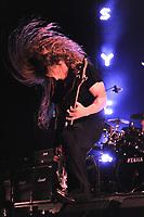 LAS VEGAS, NEVADA; Exodus performing at The Psycho Fest in Las Vegas on August 22, 2021.<br /> Credit: Gene Ambo /MediaPunch